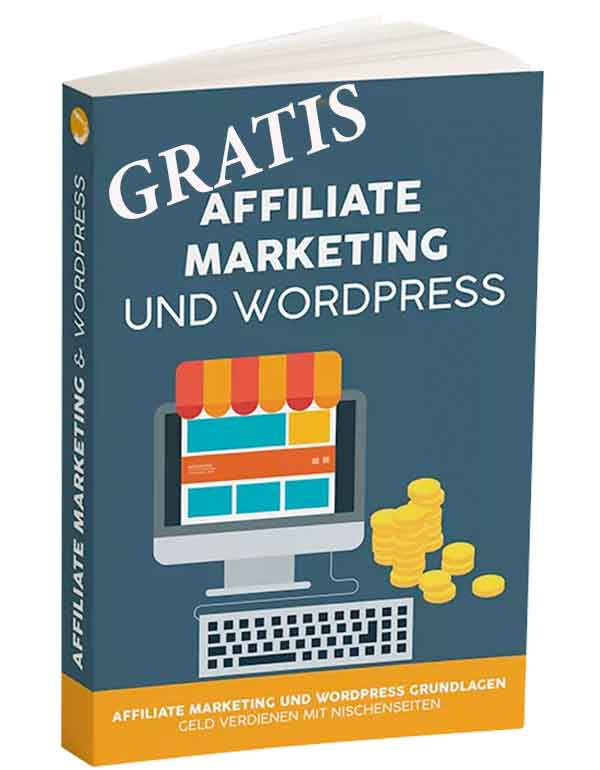Buch Affilatebussines mit Wordpress